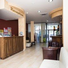 Отель Saint Valentine Болгария, Солнечный берег - отзывы, цены и фото номеров - забронировать отель Saint Valentine онлайн интерьер отеля