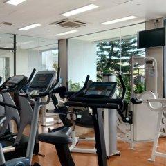Отель Hilton Colombo Residence Шри-Ланка, Коломбо - отзывы, цены и фото номеров - забронировать отель Hilton Colombo Residence онлайн фитнесс-зал фото 4
