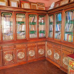 Отель Sam's Patio Bed And Breakfast Непал, Лалитпур - отзывы, цены и фото номеров - забронировать отель Sam's Patio Bed And Breakfast онлайн развлечения