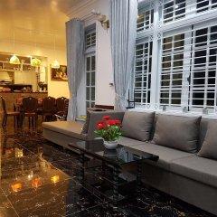 Отель Ho Xuan Huong Villa Далат интерьер отеля