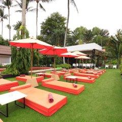 Отель Aonang Paradise Resort бассейн