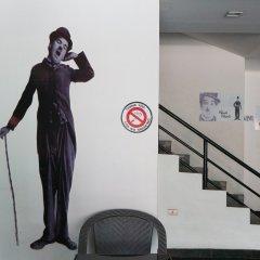 Отель Chaplin Inn Паттайя интерьер отеля