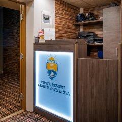 Апартаменты Pirita Beach & SPA Таллин банкомат