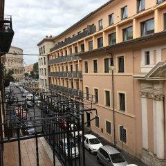 Отель Bb Colosseo Suites Рим балкон
