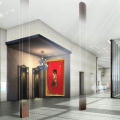 Отель Courtyard by Marriott Tokyo Station фитнесс-зал фото 4