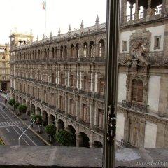 Gran Hotel Ciudad de Mexico балкон