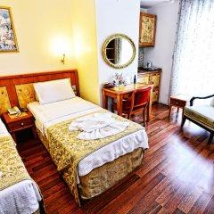 Santa Ottoman Hotel Турция, Стамбул - 1 отзыв об отеле, цены и фото номеров - забронировать отель Santa Ottoman Hotel онлайн удобства в номере фото 2