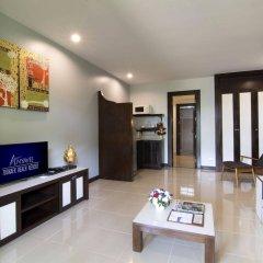 Отель Anyavee Tubkaek Beach Resort комната для гостей фото 4