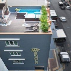Hotel Bencoolen@Hong Kong Street парковка