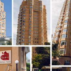 Boutique Apart - Hotel iArcadia балкон