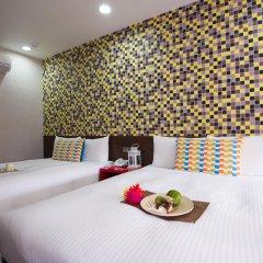 Ecfa Hotel-Ximen Red House Branch комната для гостей