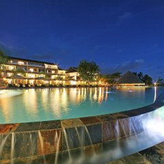 Отель Manava Suite Resort Пунаауиа приотельная территория
