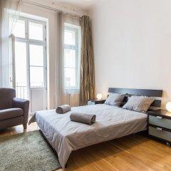 Отель Melnicka Flat Прага комната для гостей фото 2