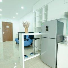 Апартаменты Sunrise Ocean View Apartment Нячанг удобства в номере
