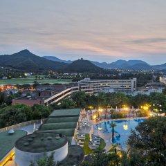 Отель Terme Augustus Италия, Монтегротто-Терме - отзывы, цены и фото номеров - забронировать отель Terme Augustus онлайн парковка