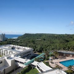 Oceanview Hotel & Residences пляж