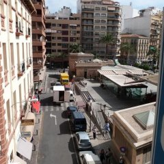 Отель Hostal Campoy Испания, Аликанте - отзывы, цены и фото номеров - забронировать отель Hostal Campoy онлайн балкон