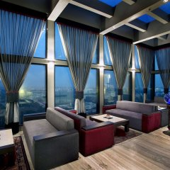 Отель The LaLiT New Delhi интерьер отеля