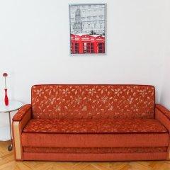 Апартаменты Welcome Apartment on Rybna комната для гостей фото 5