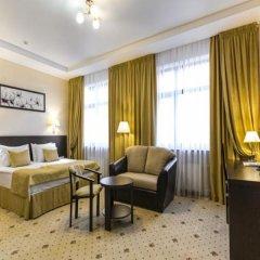 Гостиница Урал Тау 3* Стандартный номер с двуспальной кроватью фото 17