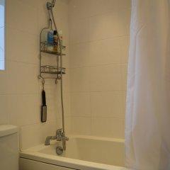 Отель 1 Bedroom Flat in Covent Garden Великобритания, Лондон - отзывы, цены и фото номеров - забронировать отель 1 Bedroom Flat in Covent Garden онлайн ванная