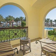Курортный отель Sunrise Select Royal Makadi балкон