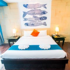 Отель Sea Breeze Jomtien Resort вид на фасад фото 4