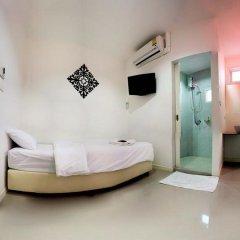Отель @Hua Lamphong комната для гостей