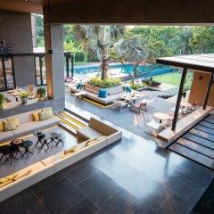 Отель The Silver Palm Rama 9 - Bangkok с домашними животными