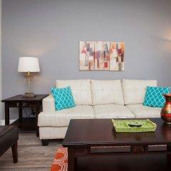 Отель Sunshine Suites At Main St США, Лос-Анджелес - отзывы, цены и фото номеров - забронировать отель Sunshine Suites At Main St онлайн фото 2