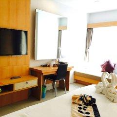 Отель Andatel Grandé Patong Phuket комната для гостей фото 3