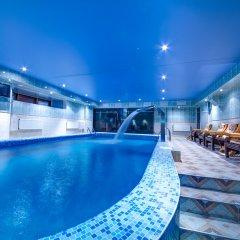 Отель Gentalion Москва бассейн