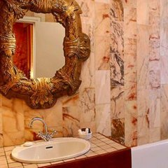 Отель Grand Hôtel Dechampaigne Франция, Париж - 6 отзывов об отеле, цены и фото номеров - забронировать отель Grand Hôtel Dechampaigne онлайн ванная