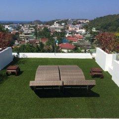 Отель Baan Saint Tropez Villas Kata Beach бассейн