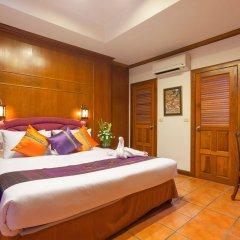 Отель Royal Phawadee Village Патонг комната для гостей фото 2