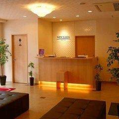 Hotel New Gaea Hakata Хаката интерьер отеля