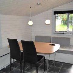 Отель MØrkholt Strand Camping & Cottages Боркоп гостиничный бар