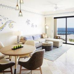 Отель Hilton Los Cabos Beach & Golf Resort комната для гостей фото 5