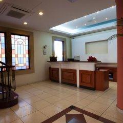 Отель Pyramos интерьер отеля