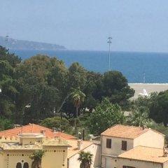 Отель Appartement Residence Plein Soleil Франция, Ницца - отзывы, цены и фото номеров - забронировать отель Appartement Residence Plein Soleil онлайн пляж