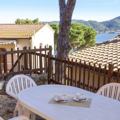 Отель Appartamento La Pergola Проччио балкон