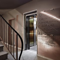 Отель VISIONAPARTMENTS Zurich Militärstrasse сауна
