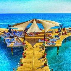 Отель Lyra Resort - All Inclusive Сиде приотельная территория фото 2