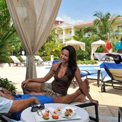 Отель Luxury Bahia Principe Esmeralda - All Inclusive Доминикана, Пунта Кана - 10 отзывов об отеле, цены и фото номеров - забронировать отель Luxury Bahia Principe Esmeralda - All Inclusive онлайн спа