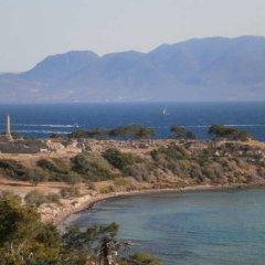 Отель Klonos - Kyriakos Klonos Греция, Эгина - отзывы, цены и фото номеров - забронировать отель Klonos - Kyriakos Klonos онлайн пляж