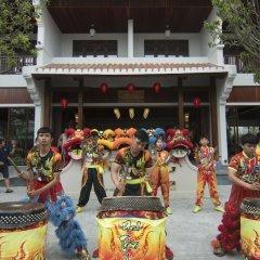 Отель Vinh Hung Old Town Хойан развлечения