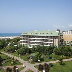 The Xanthe Resort & Spa Турция, Сиде - отзывы, цены и фото номеров - забронировать отель The Xanthe Resort & Spa - All Inclusive онлайн пляж