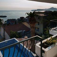 Отель Villa Mia Черногория, Свети-Стефан - отзывы, цены и фото номеров - забронировать отель Villa Mia онлайн балкон