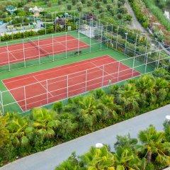 Sunmelia Beach Resort Hotel Сиде спортивное сооружение