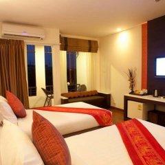 Отель Suvarnabhumi Suite Бангкок удобства в номере